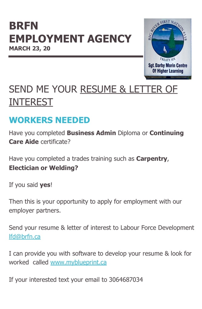 BRFN Employment Agency